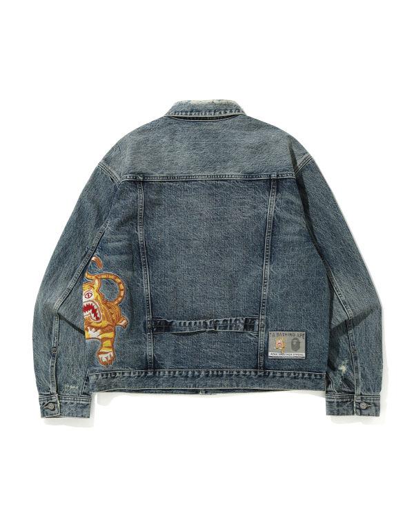 Miner denim jacket