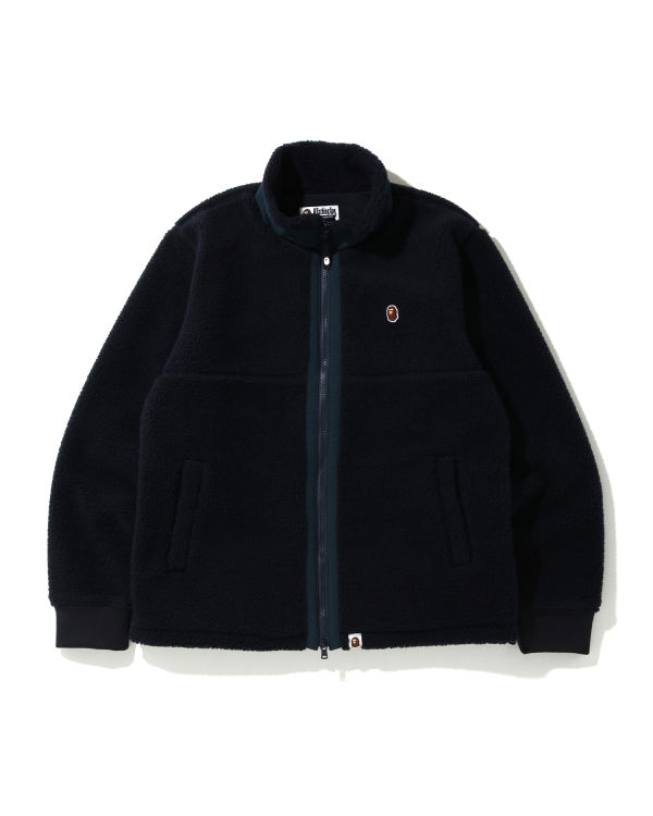 Boa Ape Head One Point zip jacket