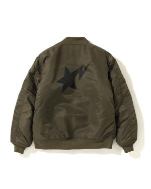 BAPESTA bomber jacket