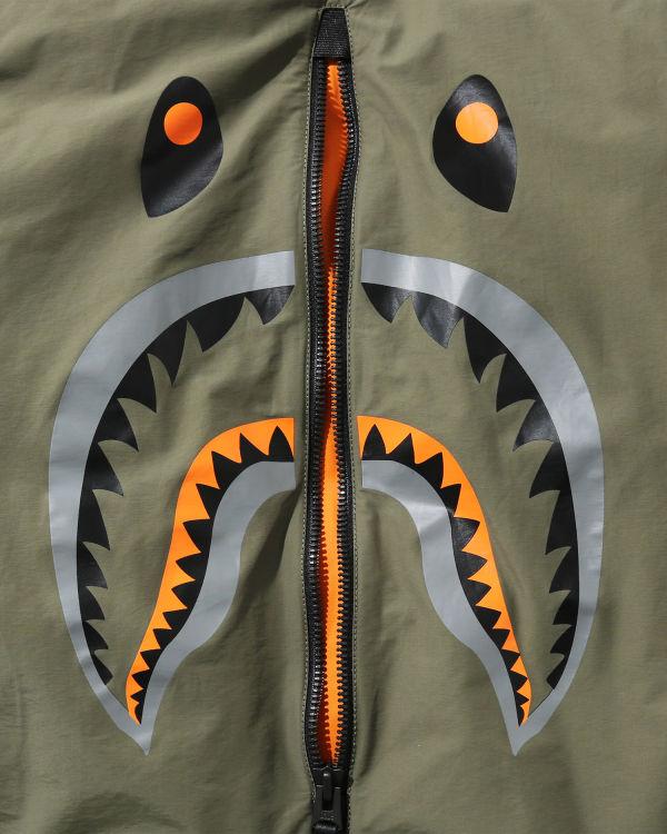 Shark bomber jacket