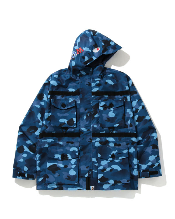 Gradation Camo Shark jacket