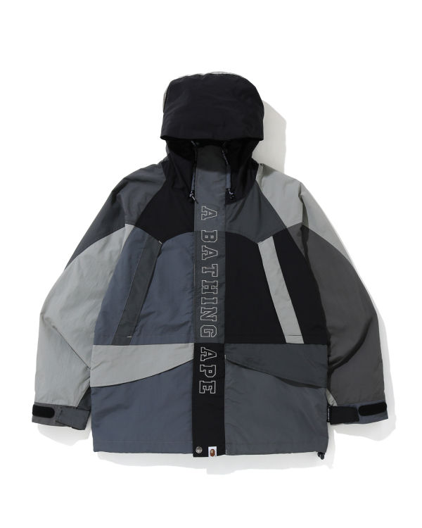 Multicolour Snowboard jacket