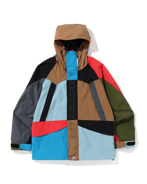 Multicolour Snowboard jacket