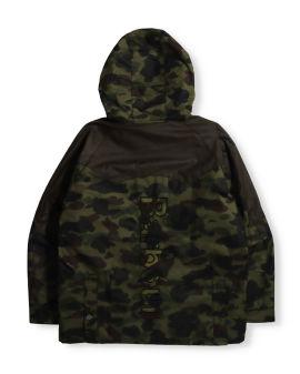 X Barbour 1st Camo Bedale Snowboard Jacket