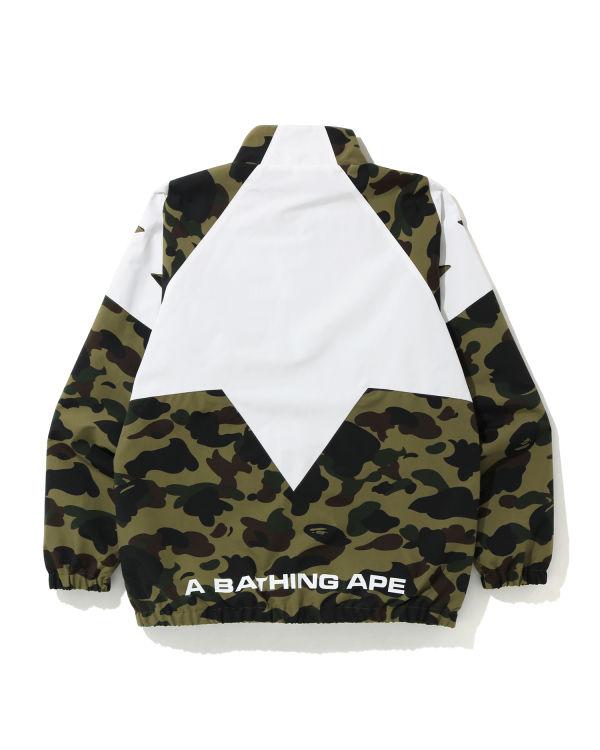 1st Camo Bape Sta track jacket