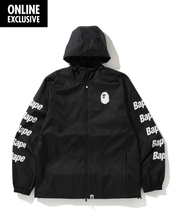 BAPE hooded jacket