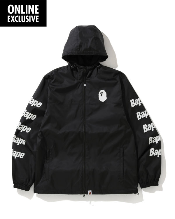 BAPE hooded jacket