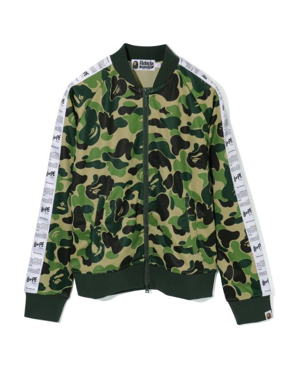ABC BAPE Sta tape jacket
