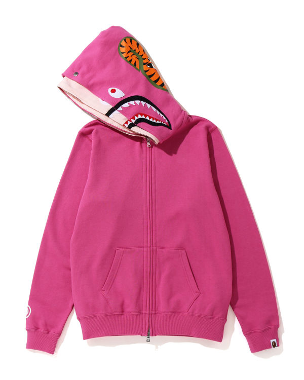 Shark Full Zip Double Hood jacket