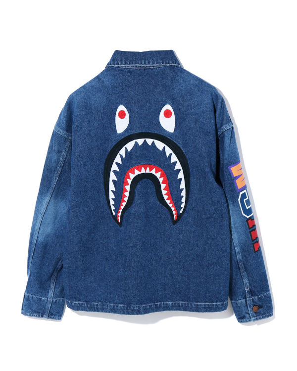 Shark Denim Overall jacket
