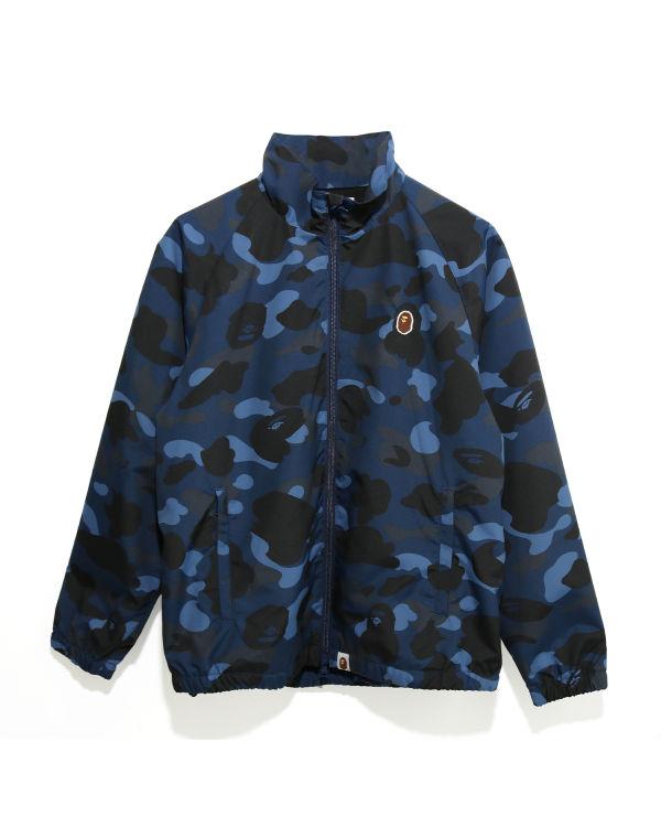 Color Camo track jacket