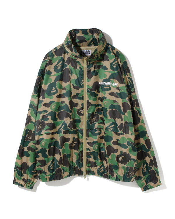 ABC wide cropped jacket