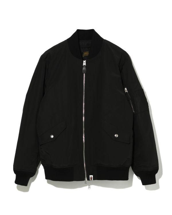 College bomber jacket