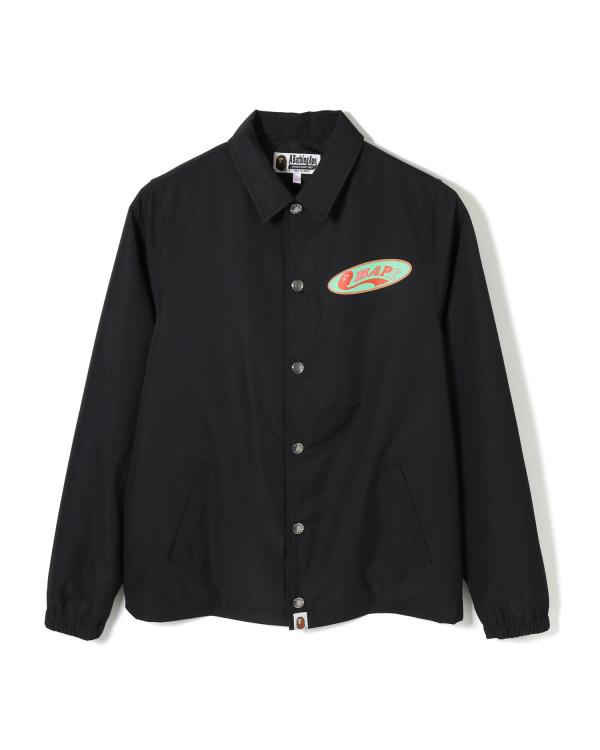BAPE Wavy coach jacket