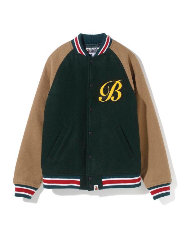 Stripe College Varsity jacket