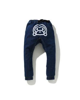 Baby Milo Damaged Denim pants