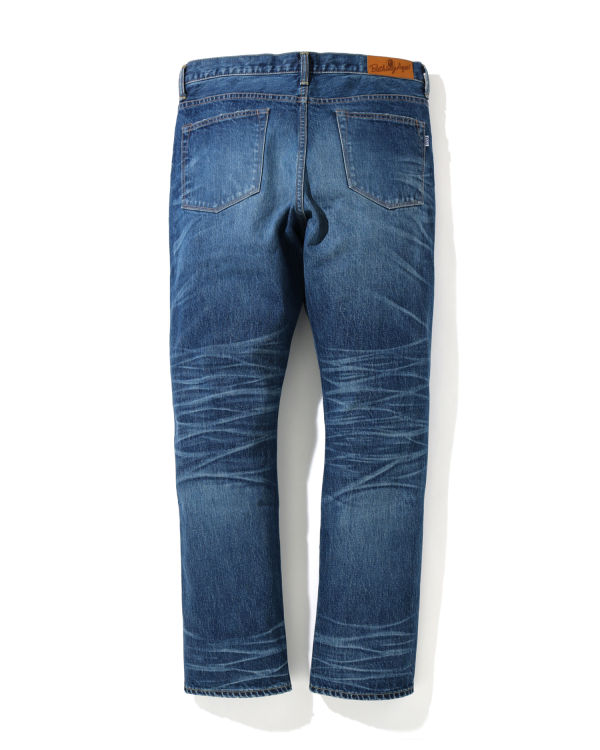 1999 Type-02 Damaged jeans