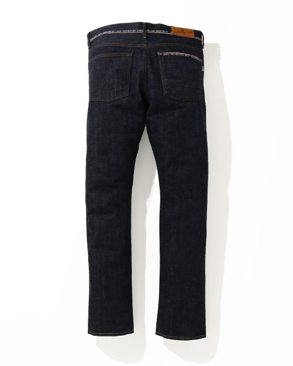 2008 Type-05 Logo Selvage jeans