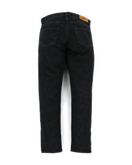 Shark Washed Wide Fit Denim jeans
