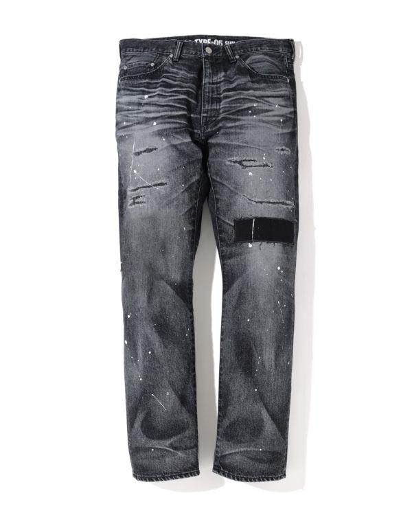 Type-05 Damaged Denim 2008 jeans