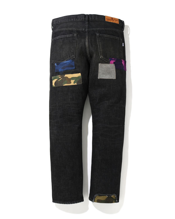 1999 Type-02 Patchwork jeans