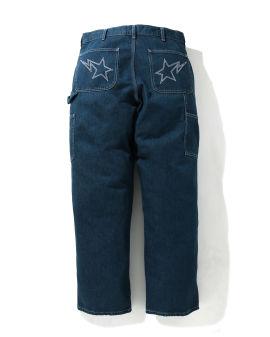 Loose Fit Denim Painter jeans