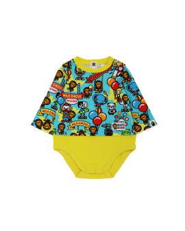 Baby Milo Circus Bodysuit