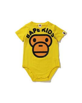 Baby Milo Face bodysuit