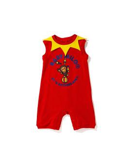 Baby Milo Circus Tank romper