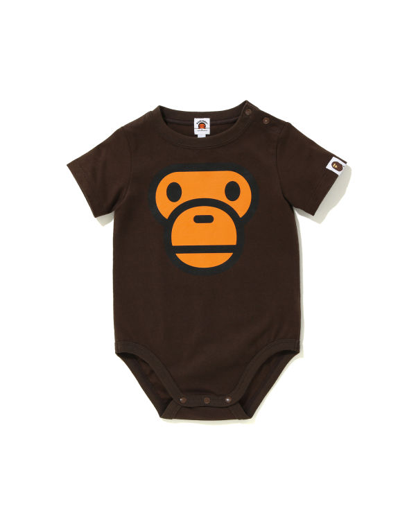 Big Baby Milo Face bodysuit