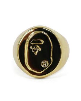 Ape Head Ring