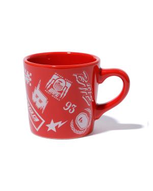 Motor sport mug