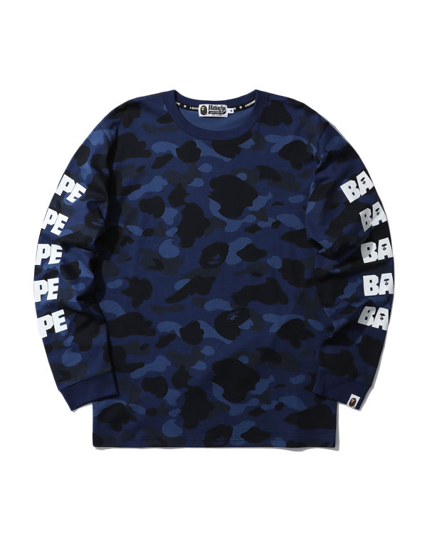 Color Camo Bape Hunting tee