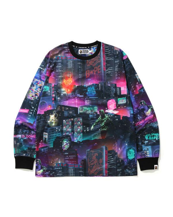 Neon Tokyo tee