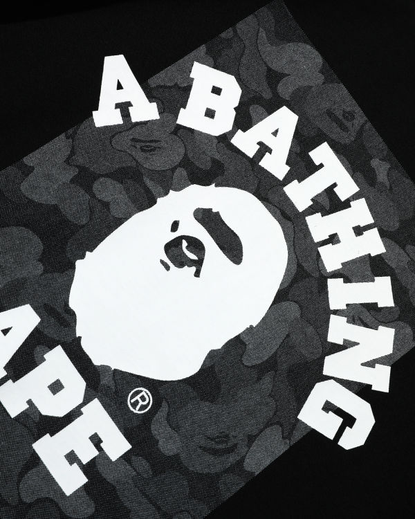 ABC Dot Reflective College tee