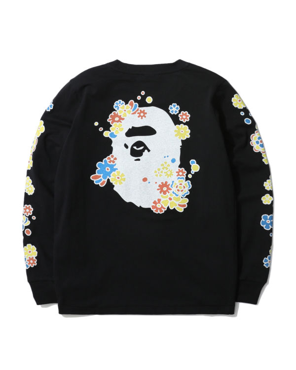 Pigment Flower Ape Head tee