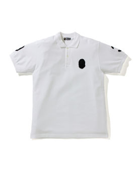 Large Ape Head Polo shirt