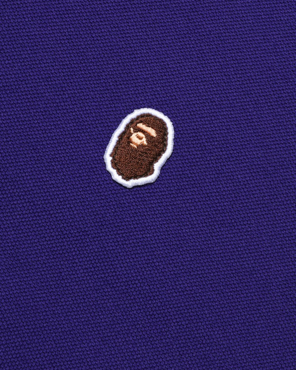 Ape Head One Point polo shirt