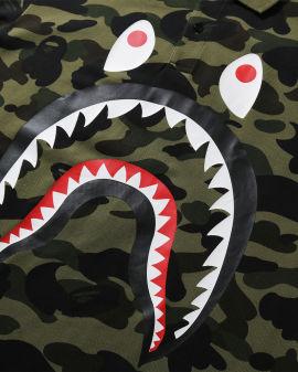 1st Camo Shark Polo shirt