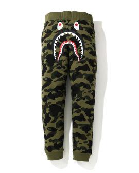 1st Camo Shark slim sweatpants