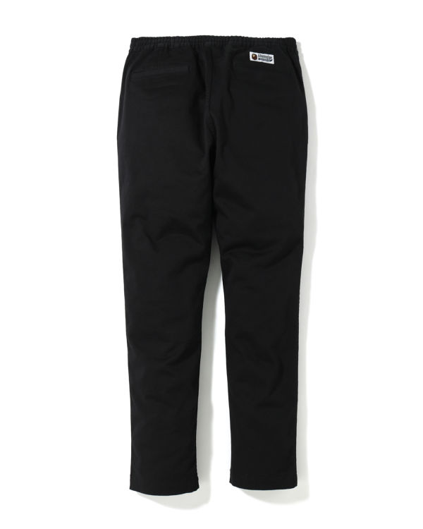 Wide tapered pants