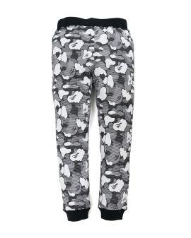 Stripe ABC Camo sweatpants
