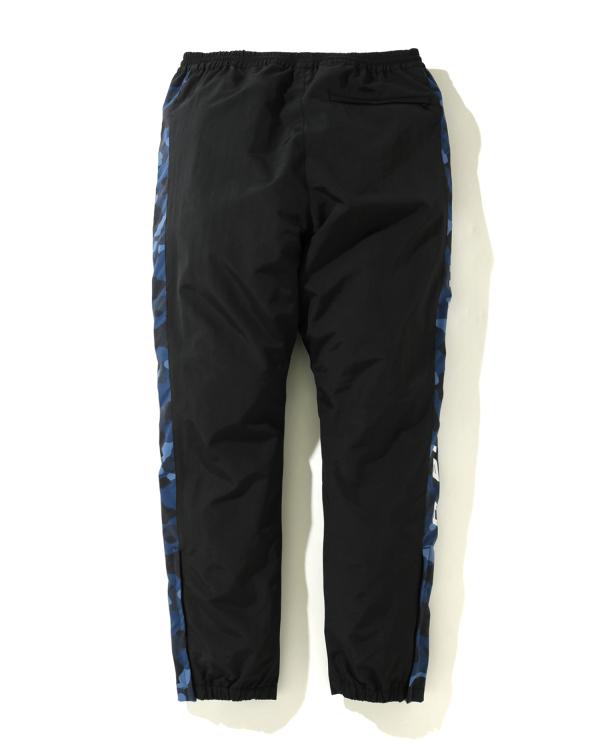 Color Camo Line track pants