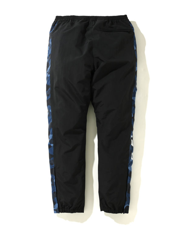 Color Camo Line track pants
