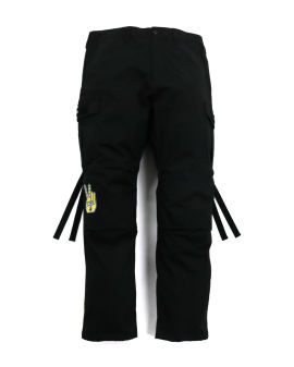 Relaxed Fit 6 Pocket Pants