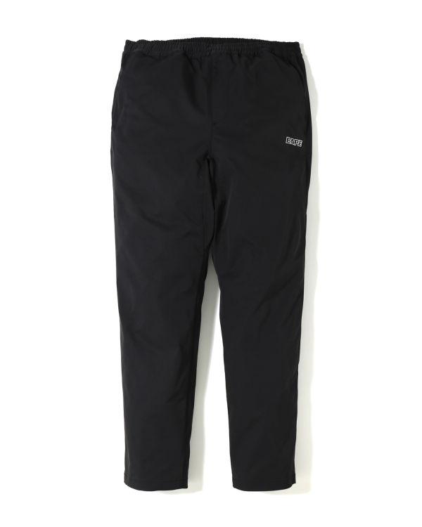 Stretch logo track pants