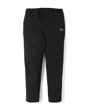 Stretch logo track pants