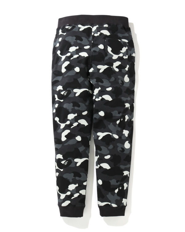 City Camo Shark slim sweatpants