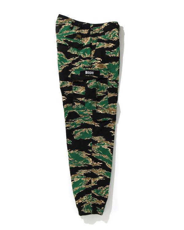 Tiger Camo 6 Pocket joggers