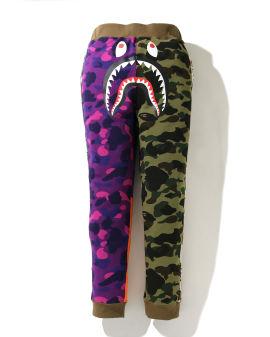 Crazy Camo Shark sweatpants